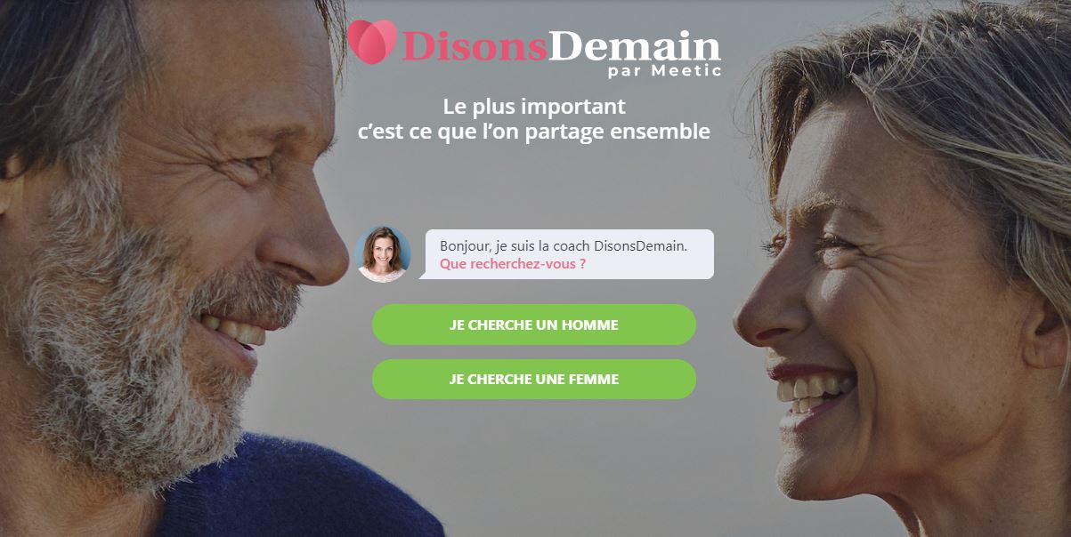 Rencontre en ligne DisonsDemain Essert