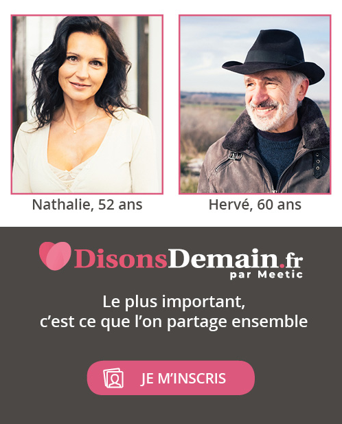 Rencontre en ligne DisonsDemain Brion